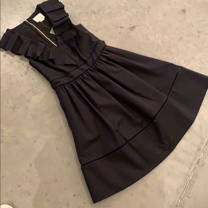 NWT! Kate spade ruffle neck dress
